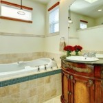 How to Upgrade bath easily