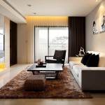 Tips for a plus of warmth in the living room