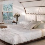 Ideas for a romantic bedroom decorating