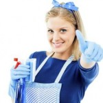Keep your house clean with a daily task