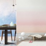 How to paint walls weathered