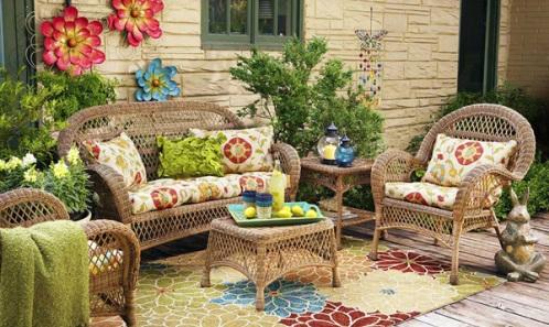 outdoor decoration ideas - Outdoor Decorating Ideas