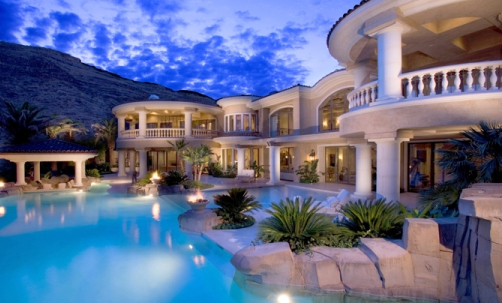 Pictures of Luxury Homes