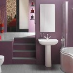 How to decorate small bathrooms
