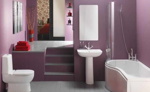 Ways To Decorate A Small Bathroom. Decorate Small Bathrooms How To