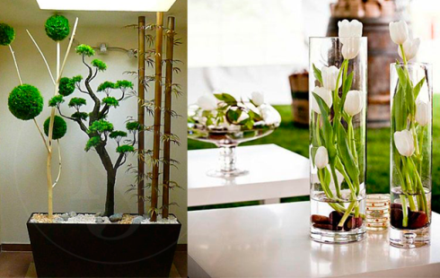 Ideas for home decorating - Plantas artificiales para interiores ...
