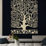 Decals in your living room