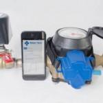 Water warning leak detection system