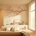 Tips for decorating a bedroom wall