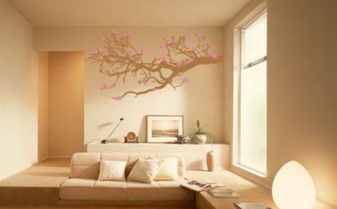 decorating a bedroom wall