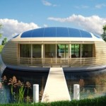 Floating Home Helps you Live within the Water