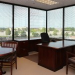 Plan a property office that works to suit your needs