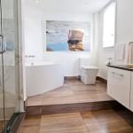 Exclusive Bathrooms by Art work