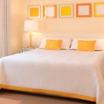 Bedrooms within Yellow And Green Colours