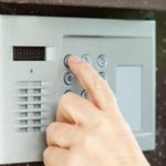 Technological advancement in alarms doors