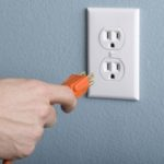 Safe electricity at home