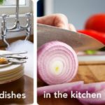 How to remove the fishy smell from the kitchen