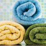 How to remove the musty smell from towels