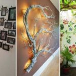 Ideas to decorate the walls