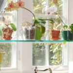 How to make floating shelves to decorate a window
