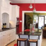 Colors recommended to paint the walls of the kitchen