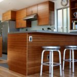 Keys for the decoration of the kitchen with wood
